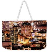 Metropolis Vancouver Mdccxv  Weekender Tote Bag