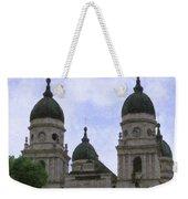 Metropolitan Cathedral Weekender Tote Bag