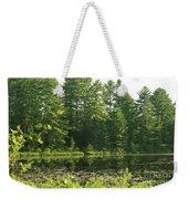 Mew Lake Algonquin Park Weekender Tote Bag