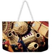 Mexican Baskets Weekender Tote Bag
