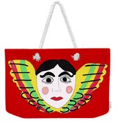 Mexican Cherub Weekender Tote Bag