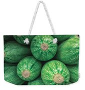 Mexican Gray Squash Weekender Tote Bag