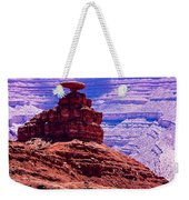 Mexican Hat Weekender Tote Bag