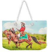 Mexican Horse Soldiers Weekender Tote Bag