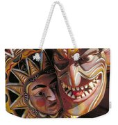 Mexican Masks Weekender Tote Bag