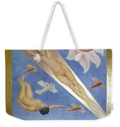 Mexican Mural Painting Weekender Tote Bag