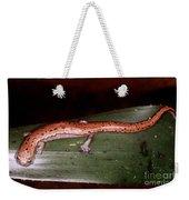 Mexican Palm Salamander Weekender Tote Bag
