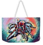 Mexican Red Knee Tarantula Weekender Tote Bag