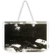 Mexican Seascape Weekender Tote Bag