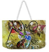 Mexicans Vs Jews Weekender Tote Bag