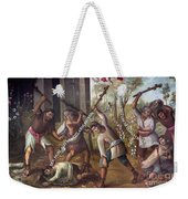 Mexico: Christian Martyrs Weekender Tote Bag