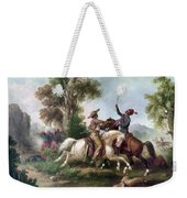 Mexico: Hapsburg Reign Weekender Tote Bag