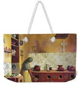 Mexico: Kitchen, C1850 Weekender Tote Bag