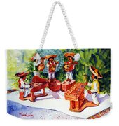 Mexico Mariachis Weekender Tote Bag