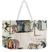 Mexico: Missionaries Weekender Tote Bag