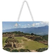 Mexico: Monte Alban Weekender Tote Bag