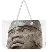 Mexico: Olmec Head Weekender Tote Bag