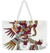 Mexico: Quetzalcoatl Weekender Tote Bag