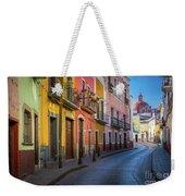 Mexico Street Weekender Tote Bag