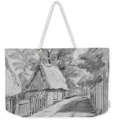 Mexico Streetscape Weekender Tote Bag