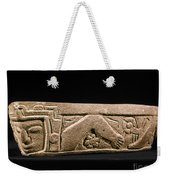 Mexico: Totonac Swimmer Weekender Tote Bag