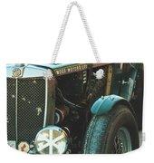 Mg-tc Racer Weekender Tote Bag