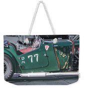 Mg-tc Supercharged Side View Weekender Tote Bag