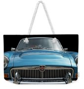 Mgc Classic Car Weekender Tote Bag