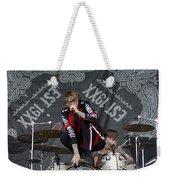 Mgk Drums Weekender Tote Bag