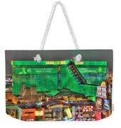 Mgm Grand Las Vegas Weekender Tote Bag