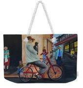 Mi Bicicleta Weekender Tote Bag