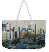 Mi Buenos Aires Querido... Weekender Tote Bag