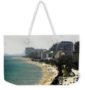 Miami Beach Fla Weekender Tote Bag
