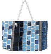 Miami Checker Board Weekender Tote Bag