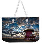 Miami Dawn Weekender Tote Bag