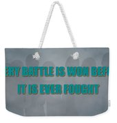 Miami Dolphins Battle Weekender Tote Bag