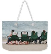 Miami Hurricane Fans Weekender Tote Bag