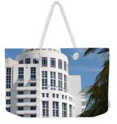 Miami S Capitol Building Weekender Tote Bag