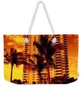 Miami South Pointe IIi Weekender Tote Bag