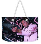 Miami Vice Weekender Tote Bag