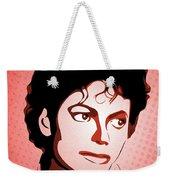 Michael Jackson - Thriller - Pop Art Weekender Tote Bag