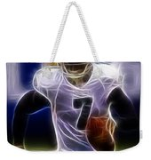 Michael Vick - Philadelphia Eagles Quarterback Weekender Tote Bag