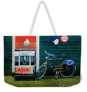 Michel De Hey Bicycle Weekender Tote Bag
