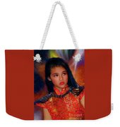 Michelle Ahl Weekender Tote Bag