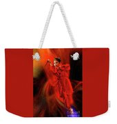 Michelle Ahl To The Rescue Weekender Tote Bag