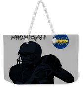 Michigan Football  Weekender Tote Bag
