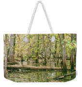 Michigan Swamp Weekender Tote Bag