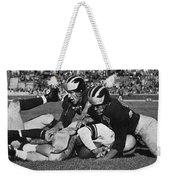 Michigan Wolverines Vintage 1952 Weekender Tote Bag