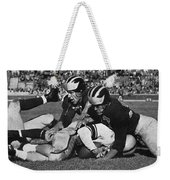 Michigan Wolverines Vintage 1952 Weekender Tote Bag