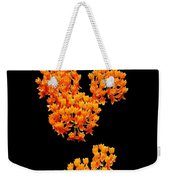 Mickey Flowers Weekender Tote Bag